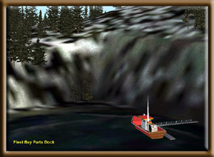 Misty Moorings, Inc - Basic Package::